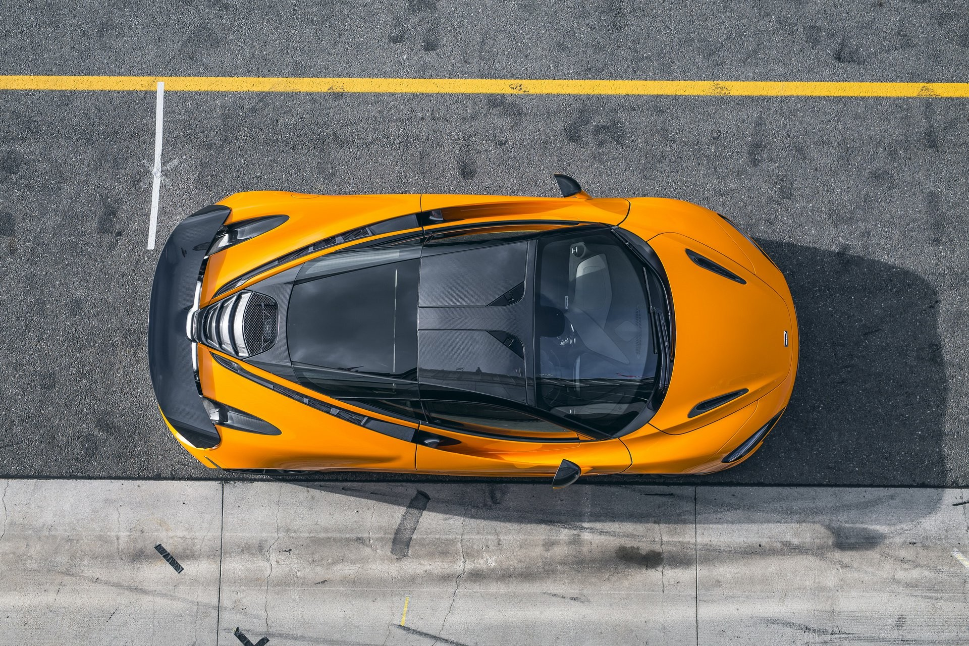 Foto de McLaren 720S Track Pack 2019 (4/12)