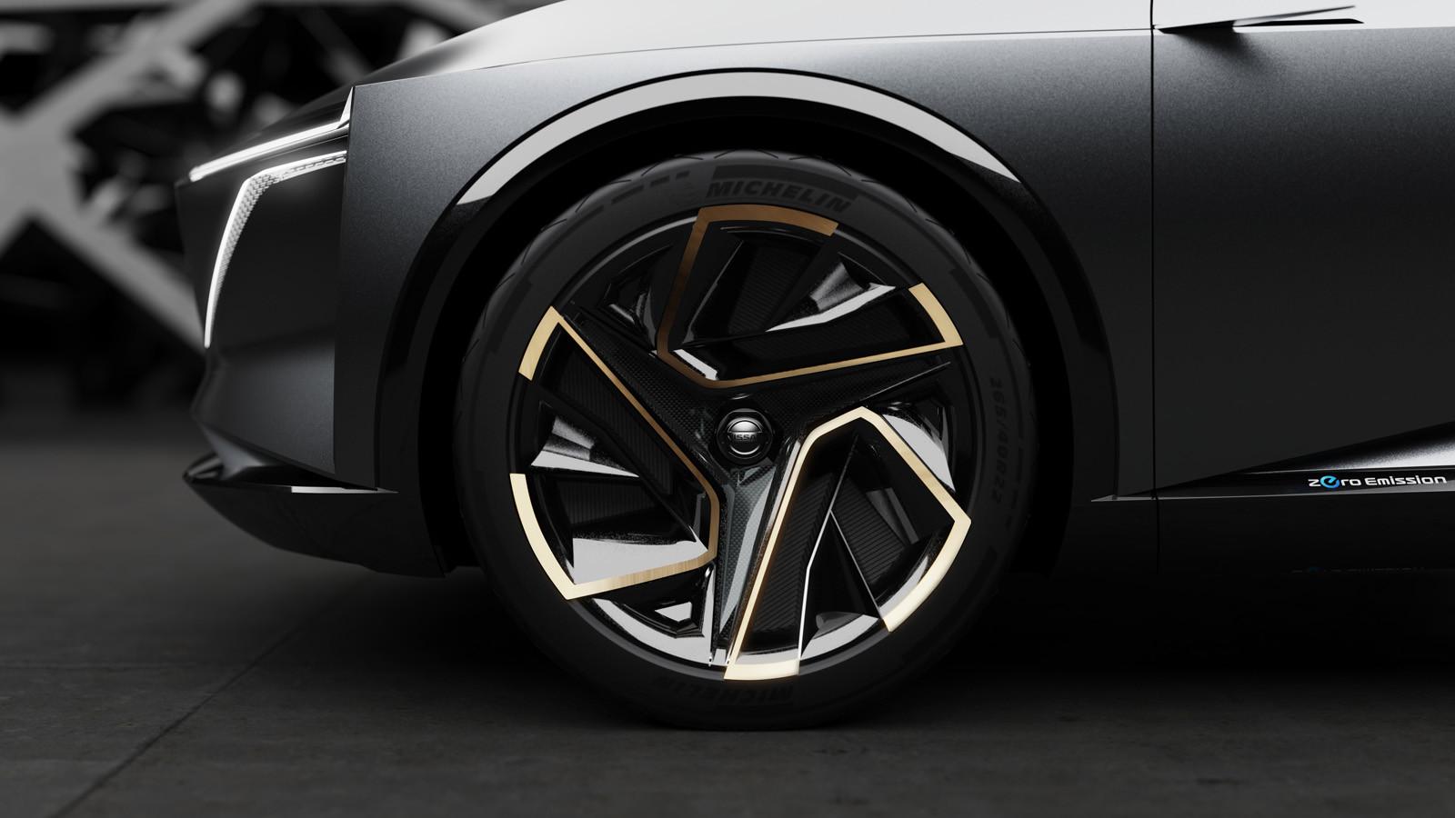 Foto de Nissan IMs EV Sports Sedan concept (13/31)