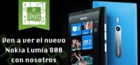 El Nokia Lumia 800 se viene a la fiesta Meet the Experts, ven a tocarlo