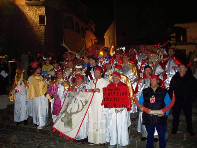 Festa Dei Cornuti Di Ruviano