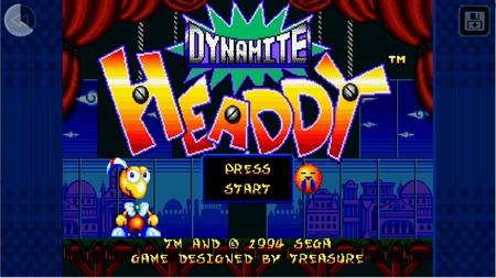 Dynamite Headdy se une a SEGA Forever y ya puedes descargarlo GRATIS en iOS y Android