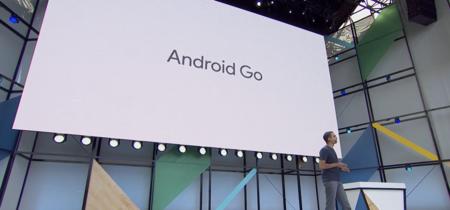 Android Go, una versión más ligera para no dejar colgados a los teléfonos menos potentes