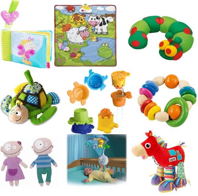Gu a de regalos de navidad beb s de 0 a 12 meses - Juguetes para ninos 10 meses ...