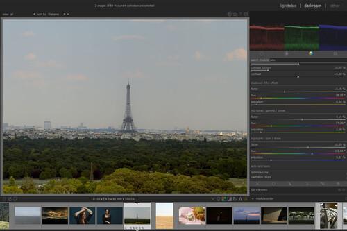 Las ventajas de usar software libre cuando empezamos en fotografía