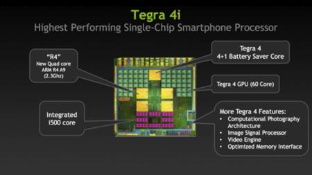 NVidia anuncia Tegra 4i, un motor de alto rendimiento a bajo coste