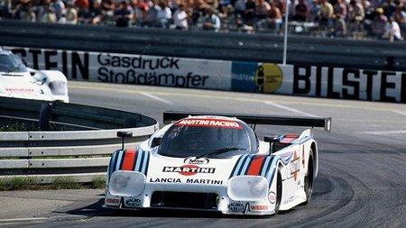Coches para el recuerdo: Lancia LC2