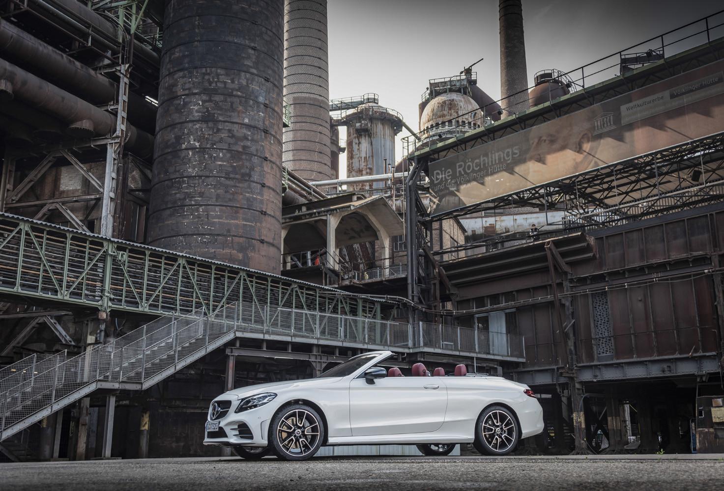 Foto de Mercedes-Benz Clase C 2018, toma de contacto (74/255)