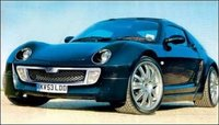 El nuevo MG Roadster podría aparecer en 2007