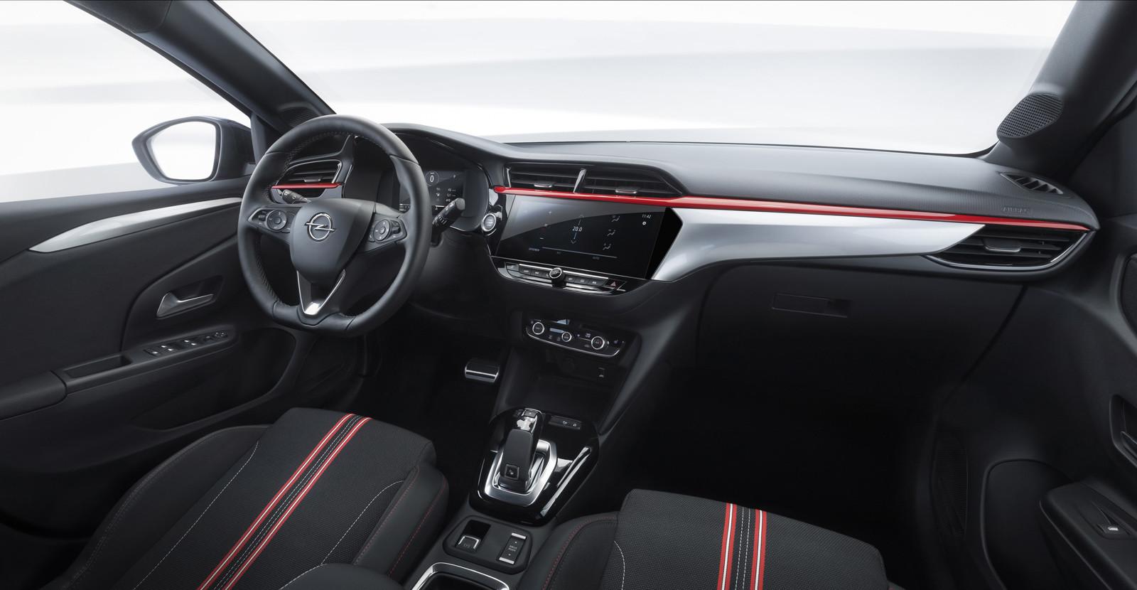 Opel Corsa 2019 (presentación estática)