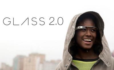 Primeras filtraciones de la segunda generación de Google Glass