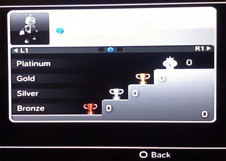 Estos podrían ser los Trofeos de PlayStation 3