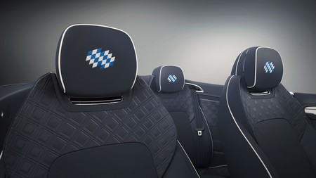 Bavarian Edition By Mulliner Interior