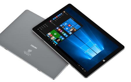 Cupón de descuento: tablet de 10,1 pulgadas Chuwi Hi10 Pro, con Windows 10, por 110,55 euros y envío gratis