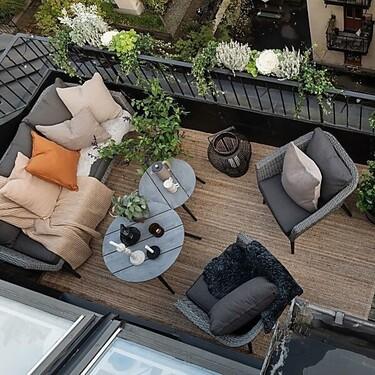 La semana decorativa: pisos con encanto, por dentro y por fuera, aunque sean pequeños o de alquiler