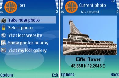 Locr, geolocaliza tus fotos