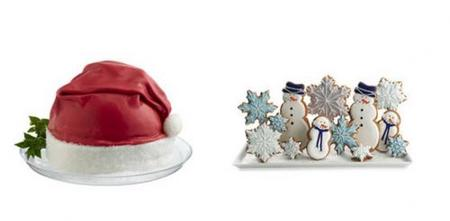 Los postres de Navidad de Dean & Deluca decoran tu mesa