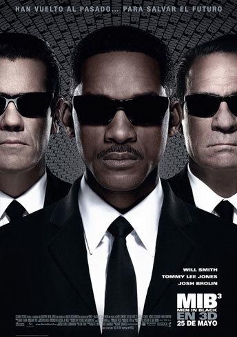 Estrenos de cine | 25 mayo | Dejen paso a los hombres de negro