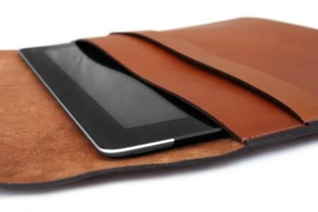 Fundas de cuero para iPad de Defy Bags