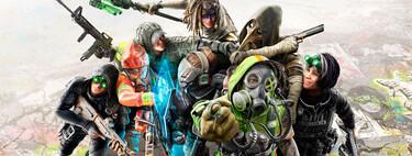 Tom Clancy's XDefiant es lo nuevo de Ubisoft y ya tiene tráiler: un hero shooter sin relación con el esperado Splinter Cell