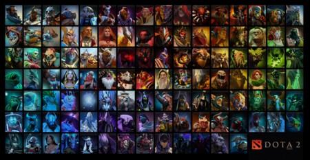Heroes Dota 2