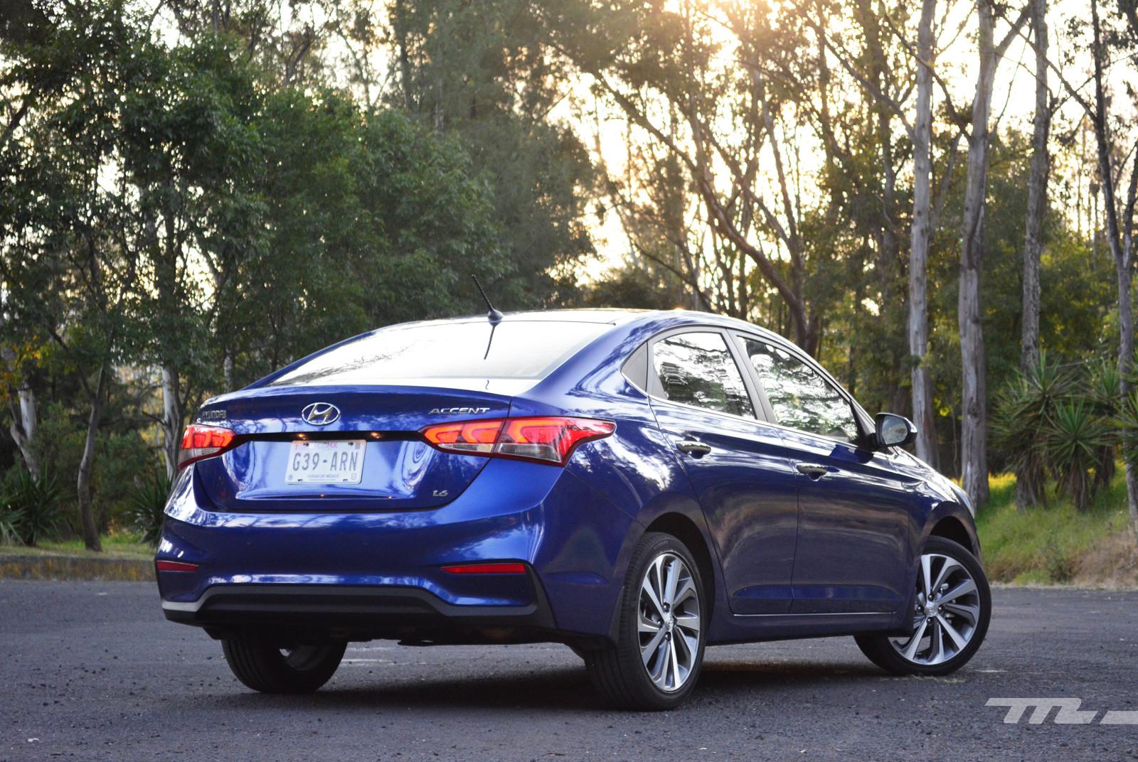 Foto de Hyundai Accent (prueba) (7/19)