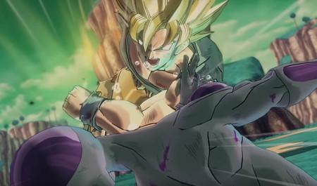 Dragon Ball Xenoverse 2 se guardaba su mejor tráiler para el final