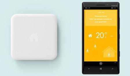 Tado y su solución domótica no se olvidan de Windows Phone, ya tiene aplicación compatible