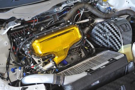 Honda desvela el motor que empujará a su Civic del Mundial de Turismos: el HR412E