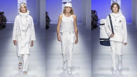 Fila Confirma El Triunfo Del Look Deportivo Con Su Debut En La Fashion Week De Milan 1