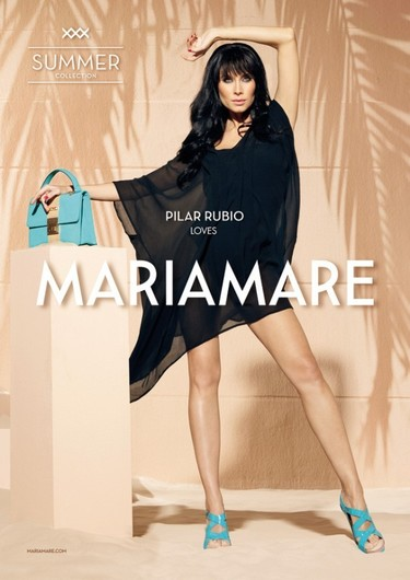 Pilar Rubio<em> loves</em> Mariamare y para mí que el sentimiento es recíproco