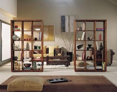Planificar la librería: Librerías para separar ambientes