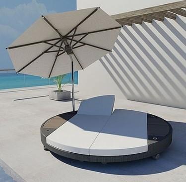 Freeline: muebles de lujo funcionales para exteriores