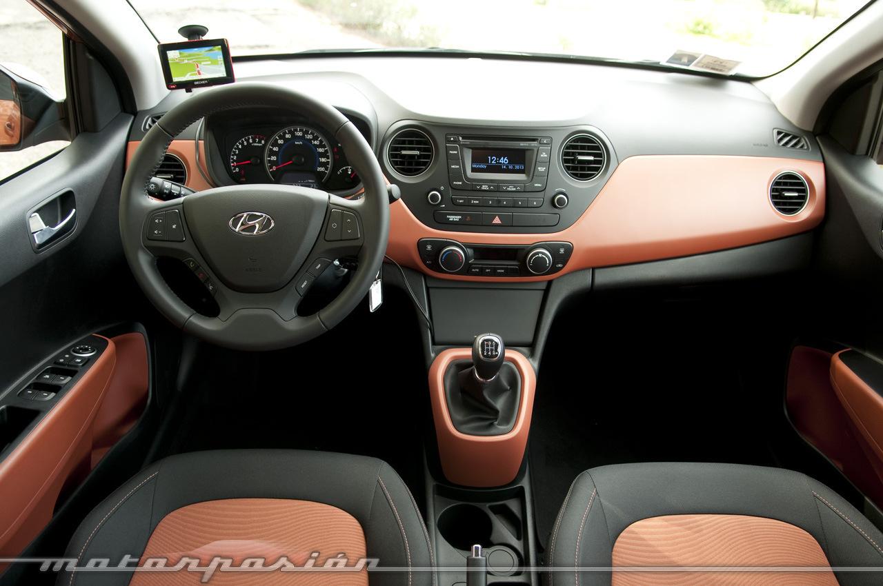 Foto de Hyundai i10 2013 (presentación) (19/28)