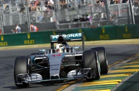 GP Australia F1: Lewis Hamilton y Mercedes imponen su ley