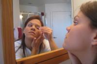 Quítate el maquillaje antes de ir al gimnasio