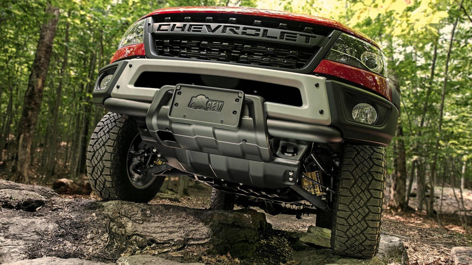 Foto de Chevrolet Colorado ZR2 Bison (1/10)