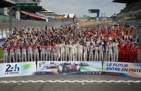 El ACO no limitará el nivel de los pilotos en la categoría LMP2