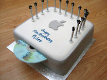 """Mac Cakes"", el lado goloso de Apple"