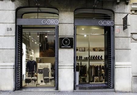 Llega a Barcelona GORO, la nueva tienda referencia en ropa interior y de casa para el hombre