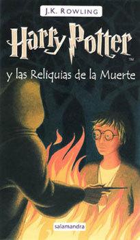 Harry Potter y las reliquias de la muerte vende medio millón de copias