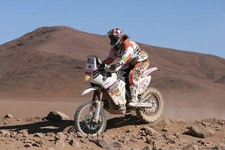 Laia en Dakar 2011