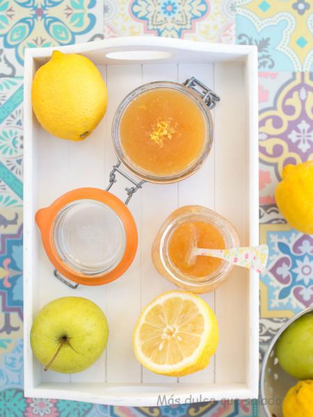 Mermelada De Limon Y Manzana 1