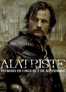 Alatriste; Nuevo poster, web oficial, exhibición en Toronto y algo más