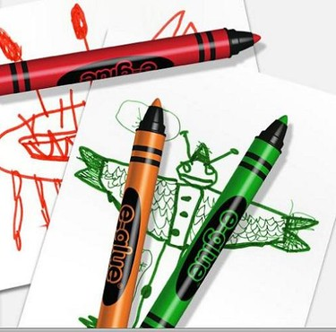 Vinilos personalizados con los diseños de tus hijos