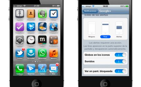 Productividad en iOS