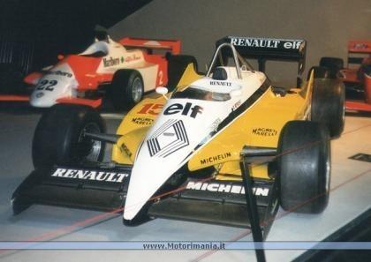 Rumor: motores turbo V6 para la F1 en 2011