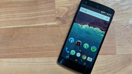Nexus 5 Mexico