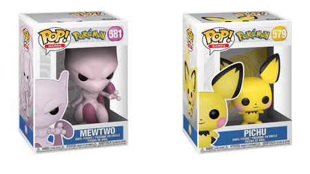 Así son las cuatro nuevas figuras Funko Pop! de Pokémon que saldrán este año
