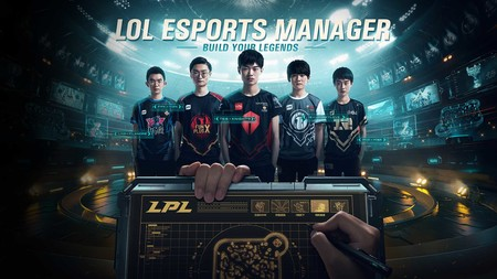 Lol Esports Manager