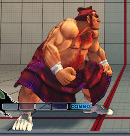 Foto de 'Street Fighter IV' mods de personajes (15/23)